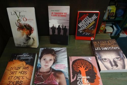 livre, prix littéraire